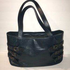 Handbags - Velez Genuine Colombian Leather Purse Handbag